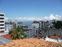 puerto vallarta condominiums views almendro Rrooftop