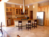 #8 penthouse kitchen three bedroom puerto vallarta condo