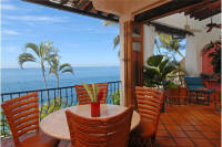gay puerto vallarta vacation villas in conchas chinas mexico with views