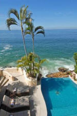 Azul Celeste - luxury Puerto Vallarta beachfront villas with infinity pool
