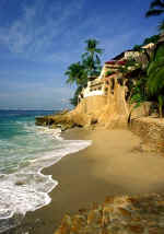 gay puerto vallarta beachfront villa rentals