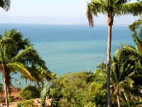 views of puerto vallarta banderas bay