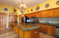 fully equipped kitchen - villa rental puerto vallarta