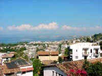 puerto vallarta villa vacation rental Gaeta town views