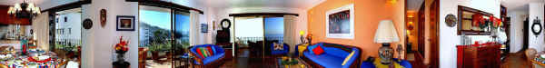 puerto vallarta condo vacation rentals - fashionable interior