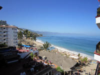 gay friendly rentals at the La Palapa - bay views South