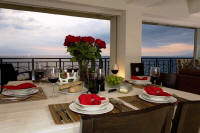 puerto vallarta beachfront condo for rent dining