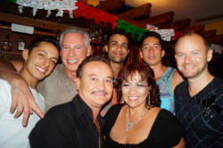 at award winning gay-friendly No Way Jose in Sept 2014