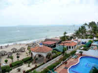 two bedroom condo vallarta vacation rental los muertos beach view north