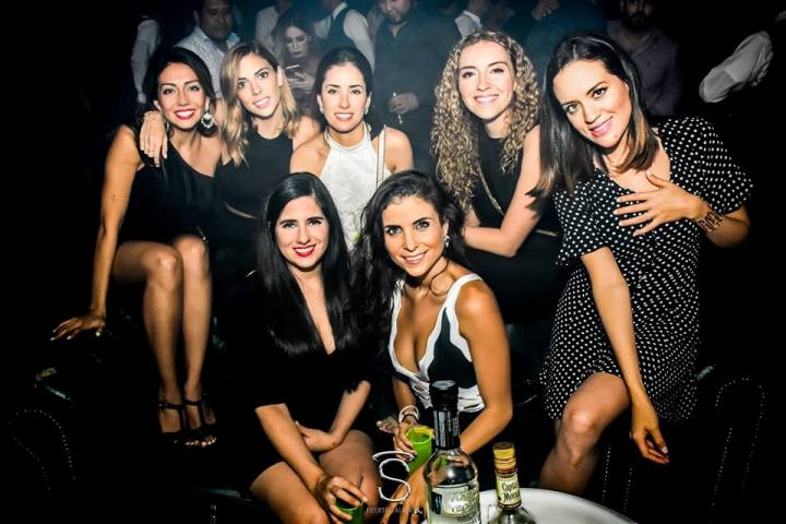 Things to do in the evenings in Vallarta - at la Santa nightclub