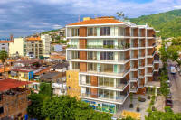 The Park condominium building in gay-friendly Old Town Vallarta