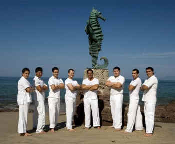 blue massage spa staff - gay puerto vallarta travel and rentals