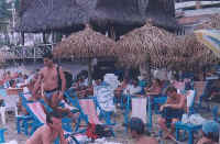 the original blue chairs gay beach some 15 years ago