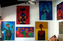puerto vallarta art galleries corona - photo thanks to galeria corona