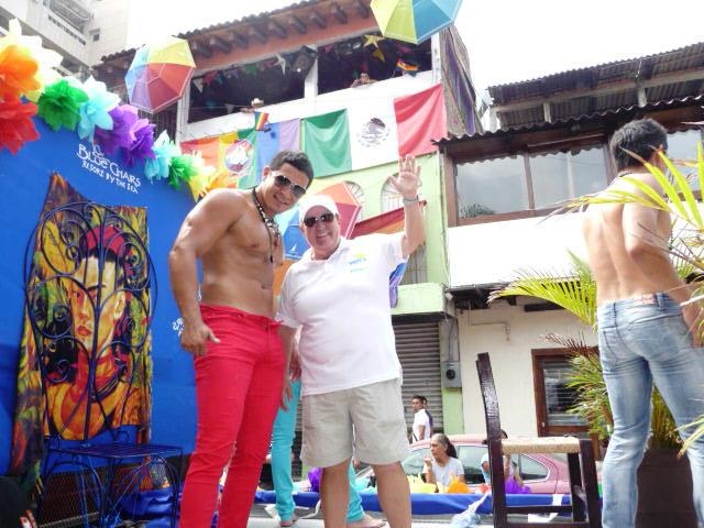 gay pride parade in puerto vallarta mexico