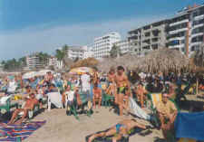 gay puerto vallarta gay beach travel vacations