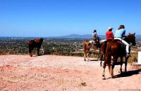 horseback riding in puerto vallarta - picture thanks rancho el charro
