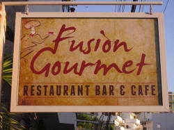 fusion gourmet on pilitas street in Old Town Vallarta