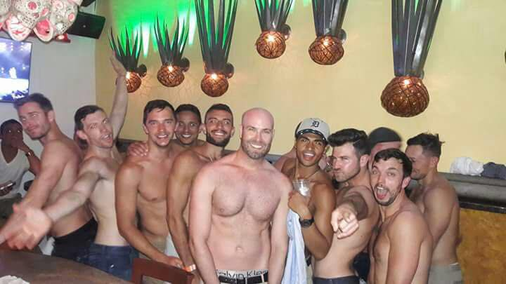 gay winter getaway at cantina La Margarita - photo thanks to Javier