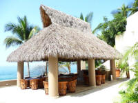 pool sundeck palapa holiday rentals vallarta at casa Guillermo