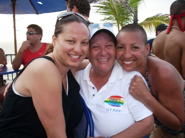 lesbian travel destinations in Mexico - image thanks to Diana