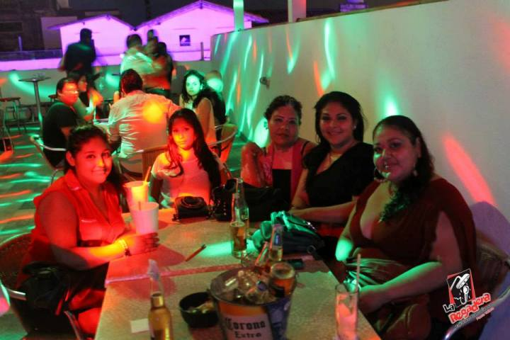 nightlife in downtown Puerto Vallarta at La Regadera bar