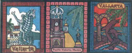gay puerto vallarta services mexico travel - art by lawrence 'twig' menne