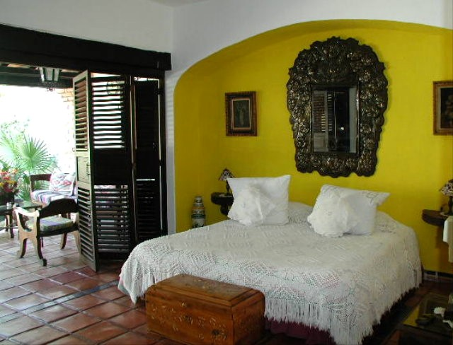 puerto vallarta bed and breakfast master suite
