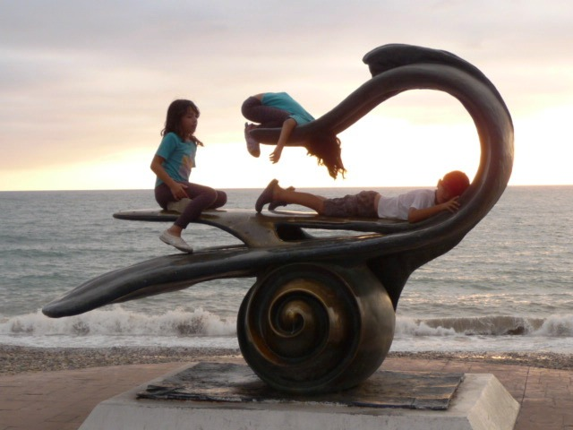 puerto vallarta things to see statue on malecon boardwalk