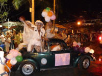 the annual carnival puerto vallarta parade
