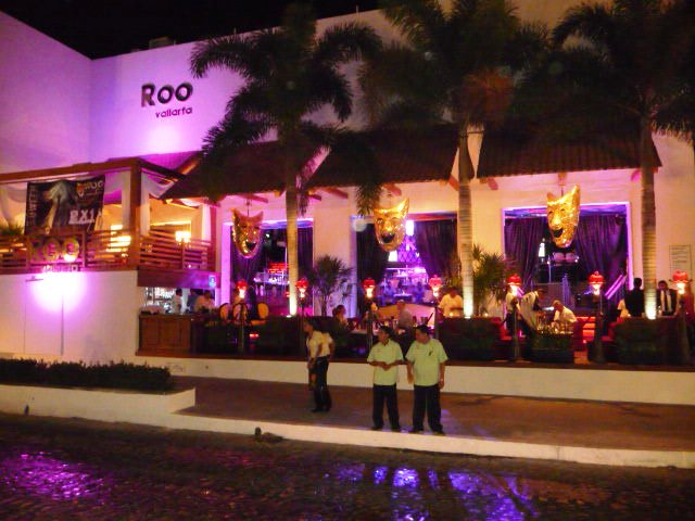 Roo - puerto vallarta club bar on downtown malecon