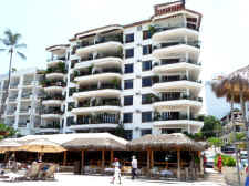 condominiums puerto vallarta La Palapa on los muertos beach