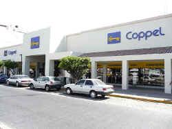 puerto vallarta shopping in department stores Coppel