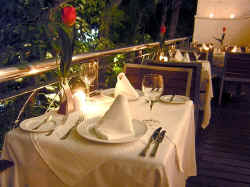 fine dining in puerto vallarta mexico at old bianco's