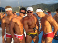 puerto vallarta gay cruises on the sunset party excursion