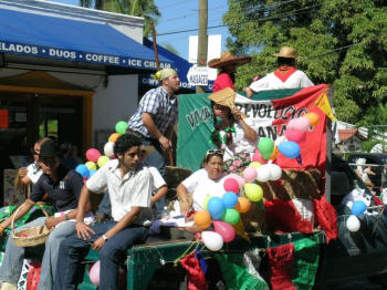 vallarta festivals and attractions - Revolution Day on Nov 20 each year