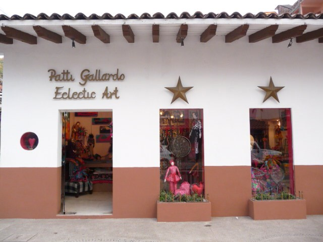 patti gallardo eclectic art store