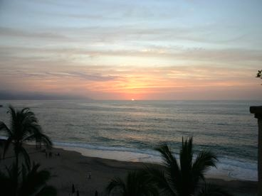 mexico puerto vallarta sunset - picture thanks to chriss