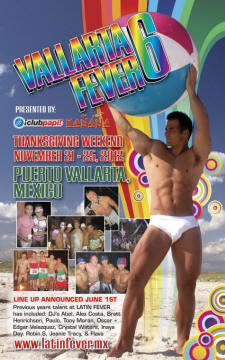 vallarta fever 6 gay annual events in november 2012