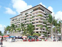 showing oceanfront and south ocean-side condo rentals